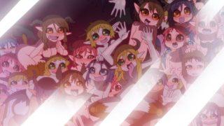【TVアニメ】第4話 低級淫魔は、性欲強すぎて、もうへとへとなのに・・さらに搾り取ろうとしてきてもはや拷問の域。