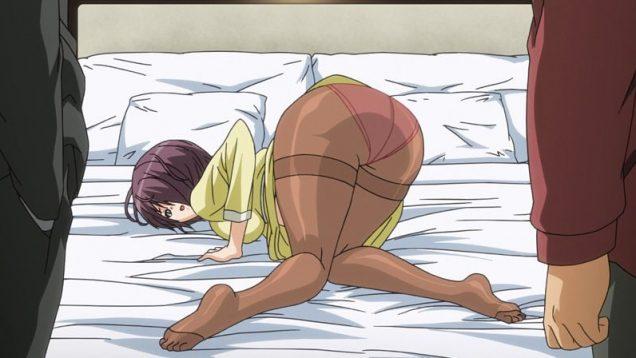 【エロアニメ】夢喰い-つるみく式ゲーム製作- 第一話 樟葉瑠美 調教編