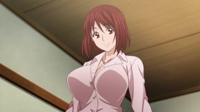 【TVアニメ】じみへんっ!!~地味子を変えちゃう純異性交遊~ 第2話「酔っても意外とやれちゃった。」