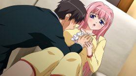 【エロアニメ】「ダメ..だってお父さん!」・・・寝ぼけてるの?私お母さんじゃないよ!勘違いする父!